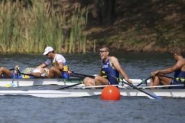Juniorští veslaři stoprocentně uspěli a v Račicích skočili do semifinále