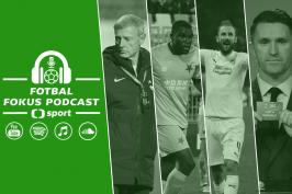 Fotbal fokus podcast: Měl by Ščasný ve Spartě skončit a nepotká Slavii scénář Astana?