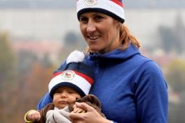 Topinková si návrat po mateřské dovolené užila. Objeví se na olympiádě v Tokiu?