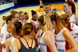 Hratelná skupina pro basketbalistky. Na ME vyzvou Francii, Švédsko a Černou Horu