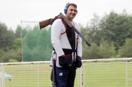 Lipták si odváží z Moskvy bronzovou medaili v trapu