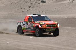 Prokop bojoval i se zraněnou rukou a udržel na Dakaru sedmé místo