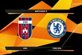 Sestřih utkání Vidi - Chelsea