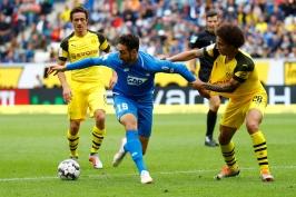 Bayern uspěl i na Schalke, Hoffenheim si s Dortmundem body podělil