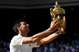 Návrat na trůn Wimbledonu, který ho překvapil. Nečekal jsem formu tak rychle, řekl Djokovič