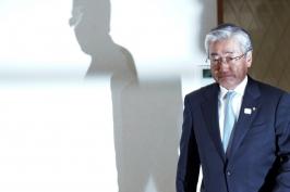 Šéf Japonského olympijského výboru se brání nařčení z korupce