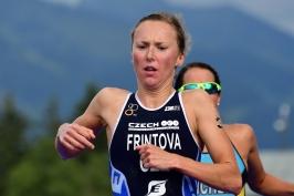 Priorita triatlonové královny Frintové pro rok 2019: body do olympijského žebříčku