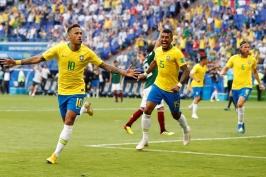 Eden uvidí brazilskou fotbalovou sambu, Češi přivítají Neymara a spol.