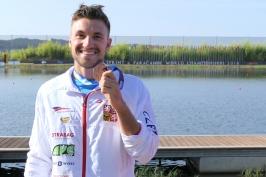 Fuksa po dvou medailích: Doufám, že se udržím ve špičce minimálně do olympiády