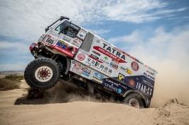 Dakar byl pro Buggyru jedním z nejhorších. Ale některé věci neovlivníte, zní z týmu