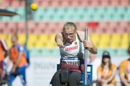 Handicapovaní atleti přidali na ME v Berlíně další tři medaile