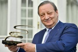 Ombudsman ČOV Károlyi získal cenu Mezinárodního olympijského výboru