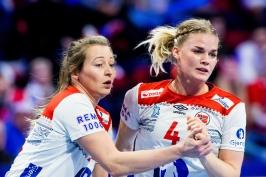 Házenkářky Norska poprvé v novém tisíciletí chybí v semifinále ME