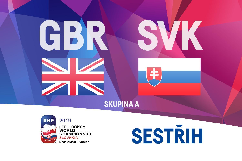 8664802c6f375 Slovensko splnilo povinnost a jeho naděje žije, Velkou Británii ...