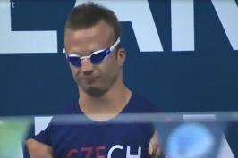 Petráček získal na ME druhé zlato, českým handicapovaným plavcům se dařilo