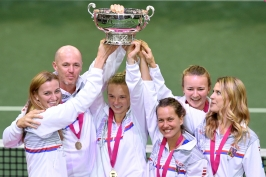Davis Cup i Fed Cup přivítá v roce 2019 Ostrava, muže čeká nový formát turnaje