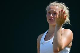 Uspět i na US Open, to by byla pohádka, zasnila se Siniaková