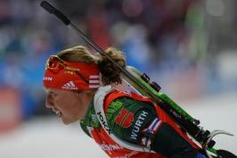 Dahlmeierová se vrátila druhým místem, smíšené závody patřily Rusům