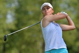 Spilková na majoru ve Francii končí po dvou kolech, ve vedení jsou čtyři golfistky