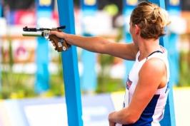 Kuf na MS útočil na medaili a skončil čtvrtý, Přibylovou zradila zbraň