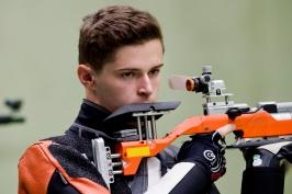Nepejchal a Rampula si vystřelili tituly juniorských mistrů Evropy