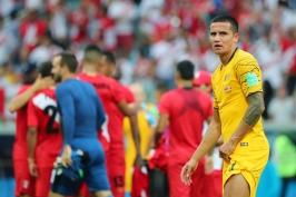 Australský kanonýr Cahill se rozloučil se Socceroos