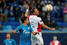 Slavia chce v duelu s Petrohradem vybojovat postup