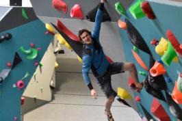 Ondra se těší na olympijskou přípravu v novém centru v Brně. Jsem nadšený, zářil