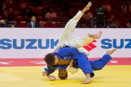 Nenasazený judista Ivanov ovládl na World Tour v Haagu svou kategorii