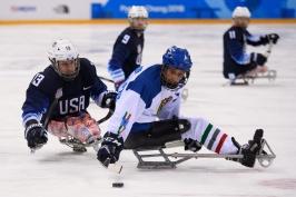Paralympijským hrám vládli Američané, získali třináct zlatých