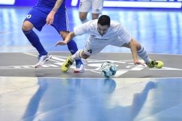 Futsalisté Chrudimi utrpěli porážku na rozloučenou s vidinou Final Four