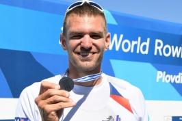 Synek bere ze světového šampionátu stříbro, zvítězil Nor Borch