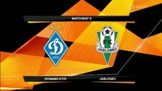 Sestřih a ohlasy utkání D. Kyjev - Jablonec