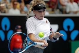 Kvitovou čeká nespoutaná Anisimovová. Hraje agresivně a sebevědomí jí nechybí: Chci turnaj vyhrát