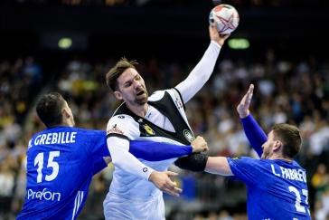 Francouzi uhráli po dramatu s Němci remízu, poslední ranou ji vystřelil N'Guessan