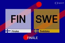 Sestřih utkání Finsko – Švédsko