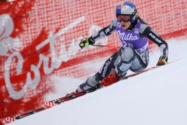 Snowboard zůstane doma. Ledecká si z MS vybrala to lyžařské
