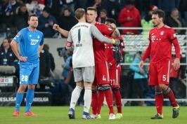 Bayern porazil Hoffenheim a přiblížil se Dortmundu. Pavlenka s Gebre Selassiem uspěli