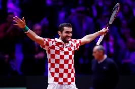 Vendeta za fotbalové finále se Chorvatům zdařila. Podruhé v historii vyhráli Davis Cup