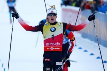 Král Johannes. Bö nedal šanci konkurentům ani v masáku, Moravec dojel patnáctý