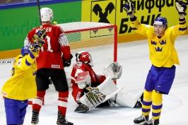 Podaří se Švýcarům odveta za prohrané finále se Švédy? Kanada cílí alespoň na bronz
