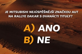 Soutěž Dakar 2019 – 14. 1.