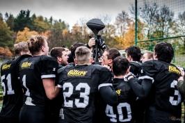 Prague Black Panthers ovládli juniorskou ligu