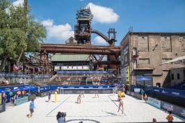 Návrat čtyřhvězdičkového turnaje v plážovém volejbalu. Hrát se bude příští rok v Ostravě