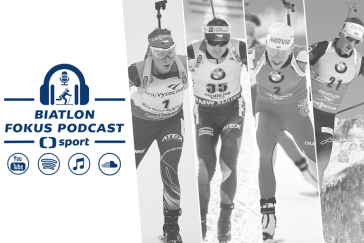 Biatlon fokus podcast: Dotáhne kotel ve Vysočina Areně české barvy k medailovým výšinám?
