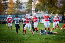 Amazons potřetí za sebou ovládly Rose Bowl a kralují ženskému americkému fotbalu