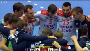 Sestřih utkání Švédsko - Norsko