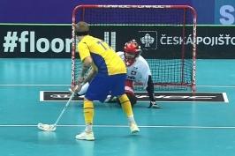 Samostatné nájezdy utkání Švédsko – Švýcarsko