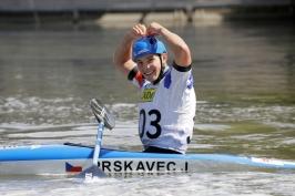Blíží se MS ve vodním slalomu, Češi v čele s Prskavcem a Přindišem myslí na medaile