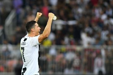 Jeden gól stačil Juventusu na zisk Superpoháru. Proti AC Milán rozhodl kdo jiný než Ronaldo
